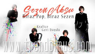 """Sezen Aksu'nun yeni albümü """"Biraz Pop Biraz Sezen"""""""